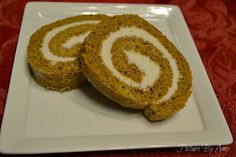 The all time easiest way to make Pumpkin Rolls!! (Step by step picture tutorial).