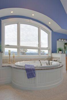 mountain view tub