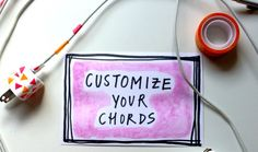 Customize your Chord