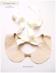 Detached collar