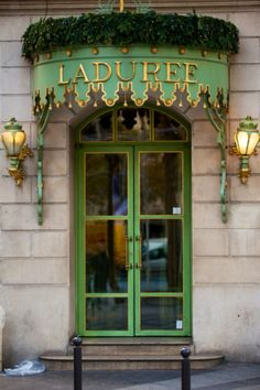 Laduree ~ Paris ~ France