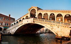 Rialto Bridge >>> I love venice!