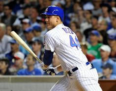 Anthony Rizzo was impressive in his Cubs debut tonight