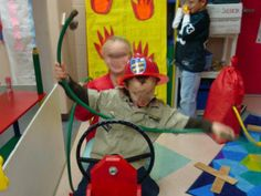 Lots of fire safety projects