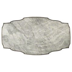Baker Furniture : River House Coffee Table - 4053 : Bill Sofield : Top view
