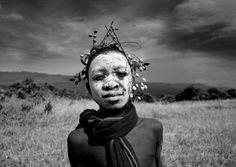 Surma boy in Turgit - Ethiopia by Eric Lafforgue, via Flickr