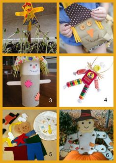 Fun Scarecrow Ideas