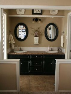 colors for downstairs bath or master bath