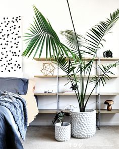 Design Moments: An Unlikely Nightstand in the Master Bedroom | The Design Confidential
