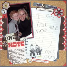 Scrappin' McCracken: Echo Park Paper featured in Creating Keepsaskes -Scrapbooking Boys & Men