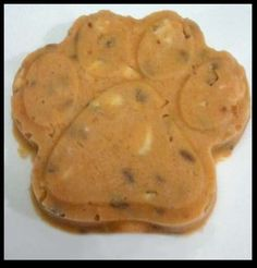 Frozen dog Treats/ kong filler  1 can of pumpkin  3/4 cup of peanut butter  1/2 cup of flax seed  1/2 cup of flaked oats