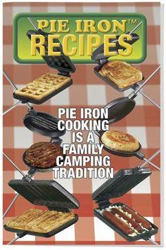 Image detail for -Pie iron cookbook, hobo pie recipes, pudgie pie recipes.