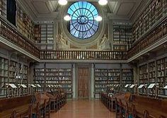 Biblioteca degli Uffizi, Florence, Italy. http://www.polomuseale.firenze.it/biblioteche/