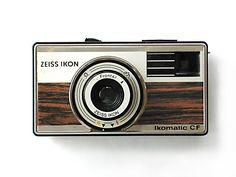 canon, inspiration, vintage cameras, boxes, zeiss ikon, memories, blog, accessories, wood grain
