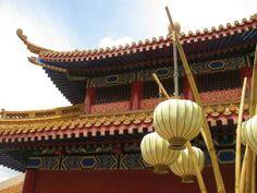 Epcot - World Showcase - China Pavilion - China Pavilion. Photo by PassPorter member home4us123