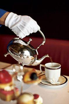 Afternoon Tea on Holland America Line