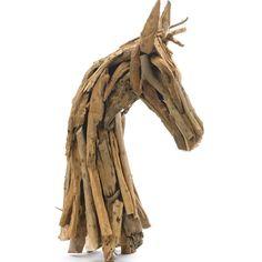 Driftwood Horse Mount