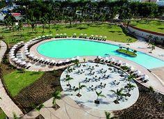 Outside Pool at the Movenpick Ambassador Hotel Accra - Accra - Ghana