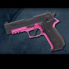 Pink pistol :)