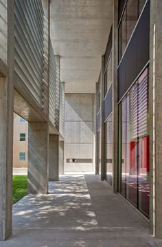 St. Edward's University Doyle Hall | Specht Harpman | Archinect