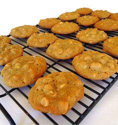 Triple-Peanut Peanut Butter Cookies