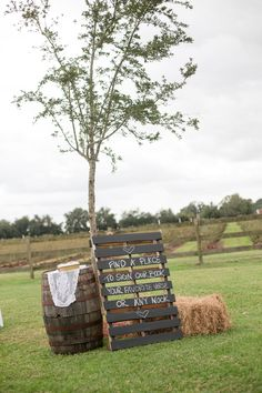 Real Weddings: Ashlei & Steven in Plant City, FL | Couples first family bible, Have guests find their favorite bible verse and sign the bible.