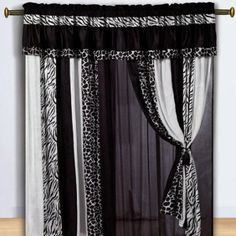 zebra-print-curtains