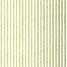 Faded French Stripe - Green fabric by kristopherk on Spoonflower - custom fabric