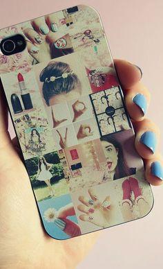 Instagram photo collage case