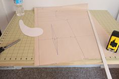 Free Pattern Drafting Calculator for Your Measurements....and commentary on drafting patterns for dummies;-)