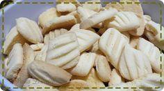 Artes de Paula Louceiro: Biscoitinhos de maizena® - Receita de final de semana