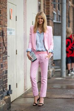It's Australia Fashion Week! Click through to see the best street style looks from down under.
