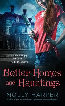 Author of the beloved Half Moon Hollow series of vampire romances (Nice Girls Don't Have Fangs), Molly Harper has created a standalone paranormal romance in which a dilapidated haunted house could bring star-crossed lovers together—if it doesn't kill them first!