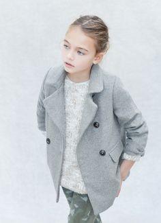 ZARA Kids - Lookbook November