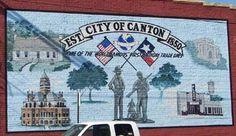 CANTON, TEXAS
