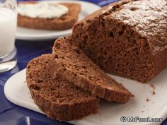 Make sure to save those zucchinis from your vegetable garden to make this homemade Chocolate Zucchini Bread recipe.