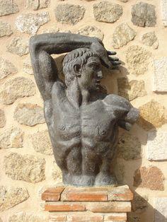 #Toledo, #Spain #sculpture #art  #andreacatsicas