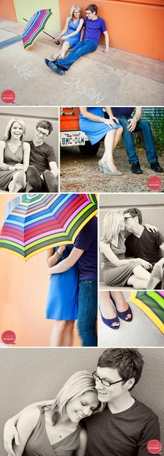 fun and adorable pics!! Engagement