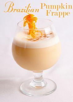 #Brazilian #Pumpkin #Frappe