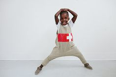 www.duchessandlion.com. 'The Medic' romper. Photography by Abi. Q photo