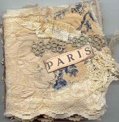 fabric book by moananui2000, via Flickr