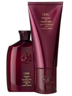 InStyle's Best Beauty Buys: Oribe Shampoo and Conditioner for Beautiful Color #oribe