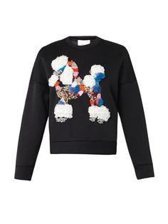 Shop now: 3.1 Phillip Lim neoprene sweatshirt