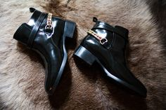 Want them McQ's Paddock boots are gorg!