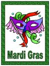 Mardi Gras Posters