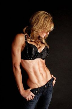 Fitness Model - Gina Ostarly