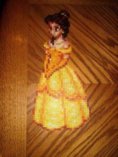 Belle perler bead