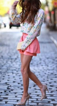 Floral chic!