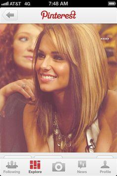 ❤ This hair cut.