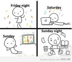 This has literally been my life for every weekend I have been in school. Why I do it to myself? I don't know! But somehow how make it through....AND it's almost over!!!!!! :)